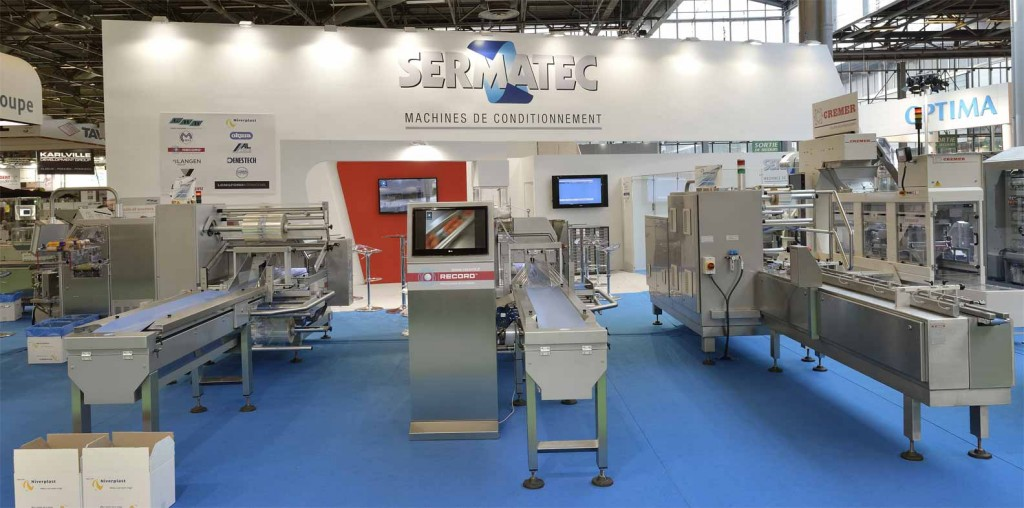 Retour sur la derni re dition du salon de l emballage for Salon machine outil paris